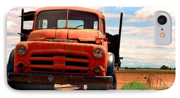 Old Truck IPhone Case by Matt Harang