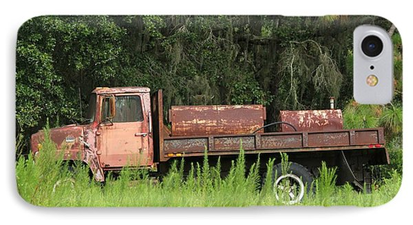 Old Truck Phone Case by Theresa Willingham