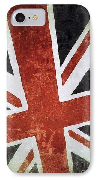 Old Uk Flag IPhone Case