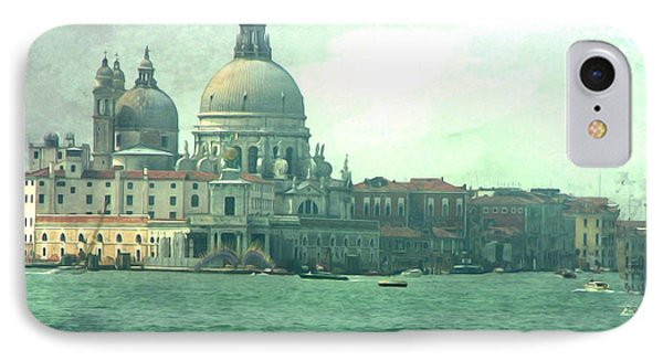 IPhone Case featuring the photograph Old Venice by Brian Reaves