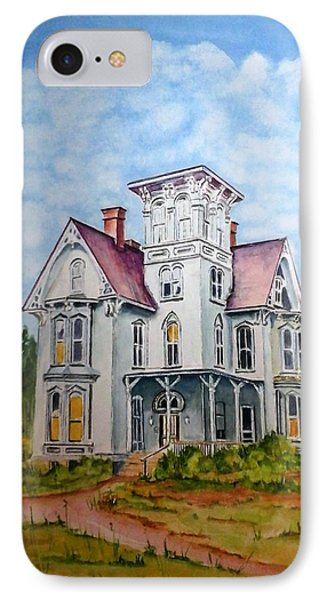 Old Victorian House IPhone Case