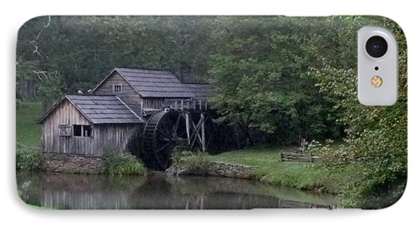 Old Water Mill IPhone Case by Kathy Long