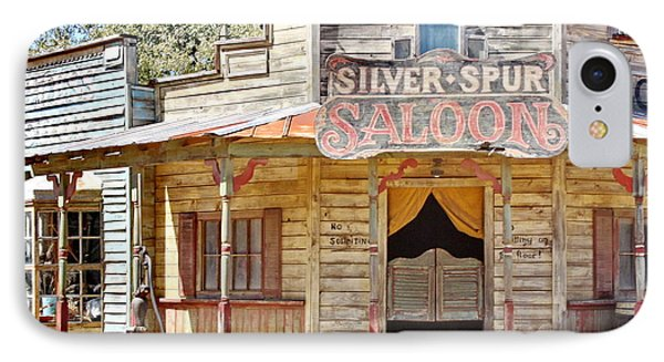 Old Western Saloon IPhone Case