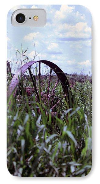 Old Wheel  IPhone Case