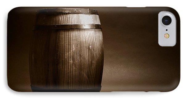 Old Whisky Barrel Phone Case by Olivier Le Queinec