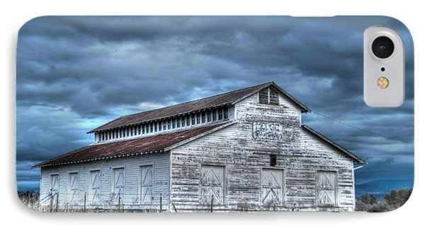 Old White Barn IPhone Case by Juli Scalzi