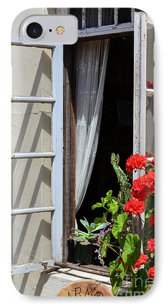 IPhone Case featuring the photograph Old Window by Debby Pueschel