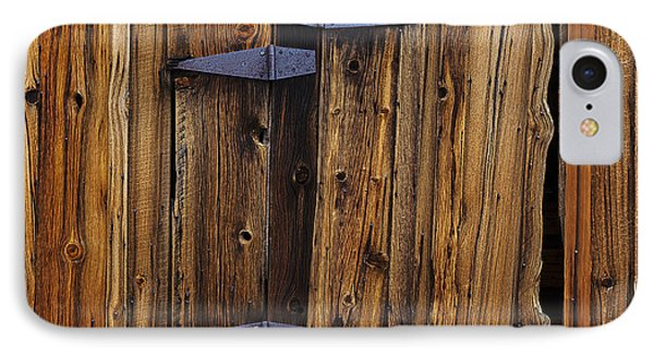 Old Wood Barn Phone Case by Garry Gay