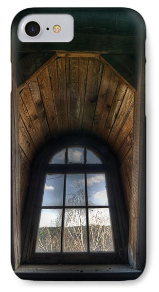 Old Wooden Window Phone Case by Nathan Wright