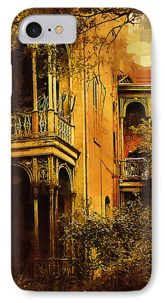 Old World Charm IPhone Case by Kirt Tisdale