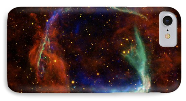 Oldest Recorded Supernova IPhone Case