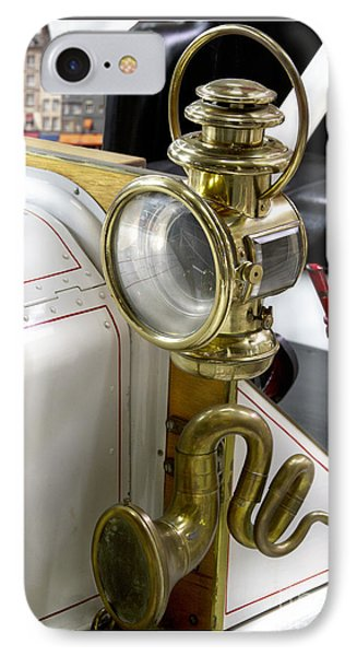 Oldtimer Front Light Phone Case by Heiko Koehrer-Wagner