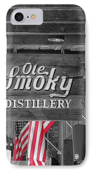 Ole Smoky Distillery Phone Case by Dan Sproul