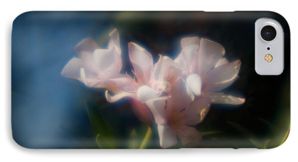 Oleander 1 IPhone Case by Travis Burgess