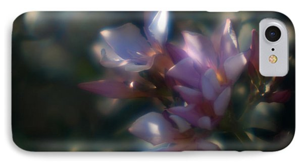 Oleander 2 IPhone Case by Travis Burgess