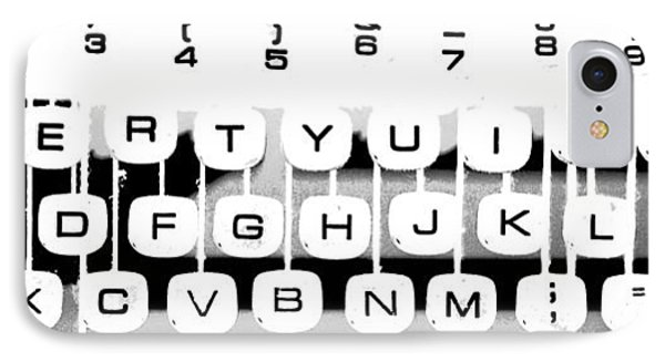 Olivetti Keyboard Buttons IPhone Case