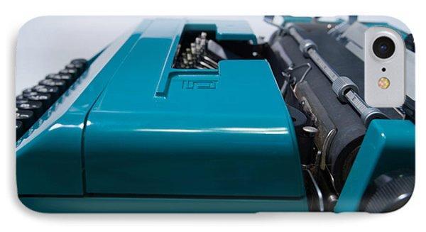 Olivetti Typewriter 12 IPhone Case