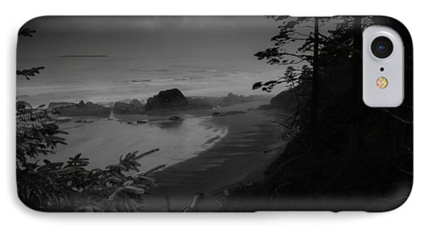 Olympic National Park IPhone Case by Jean-Jacques Thebault