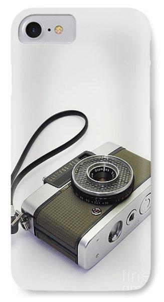 Olympus Pen-film Camera Phone Case by Tuimages