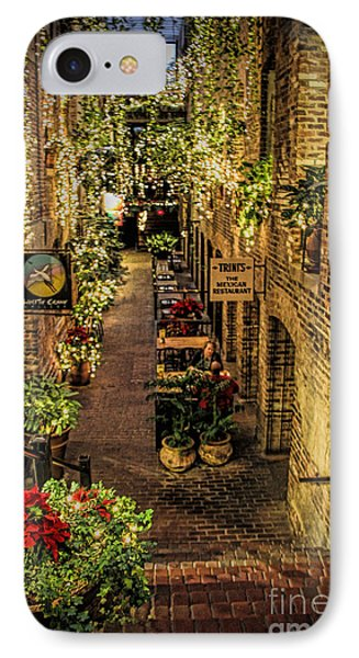 Omaha's Old Market Passageway IPhone Case