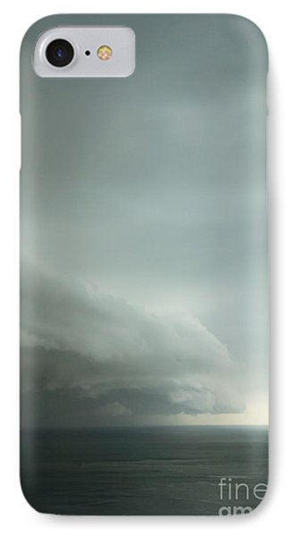 Ominous Skies I IPhone Case by Margie Hurwich