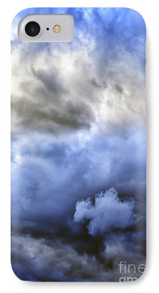 Ominous Storm Clouds IPhone Case
