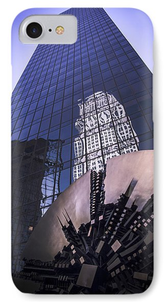 Omni Reflection IPhone Case by Paul Scolieri