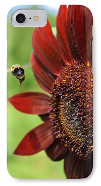 On A Mission IPhone Case by Bruce Bley
