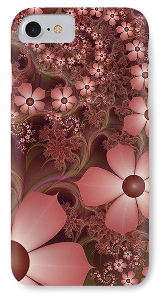 IPhone Case featuring the digital art On A Summer Evening by Gabiw Art