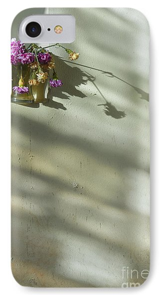 On A Wall Phone Case by Svetlana Sewell