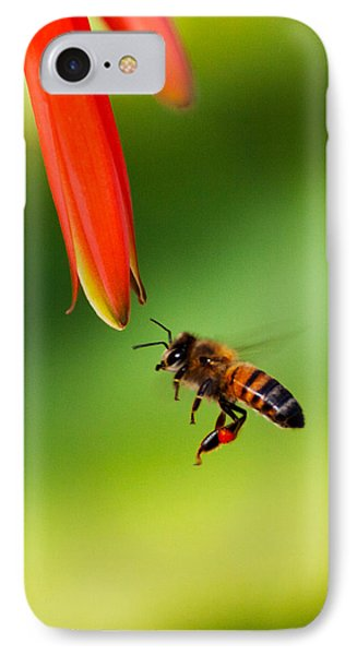 On Approach IPhone Case by Richard Stephen