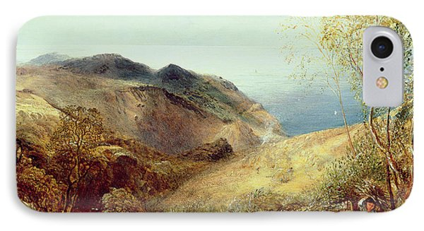 On Chalden Down, Dorset, C.1834-35 IPhone Case
