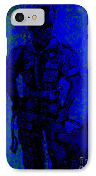 On Command Phone Case by Craig Green