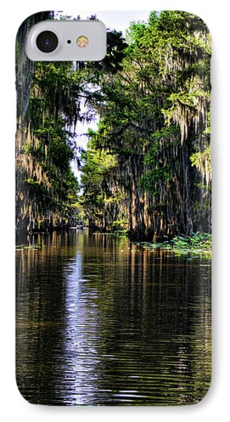 On Golden Canal IPhone Case by Lana Trussell