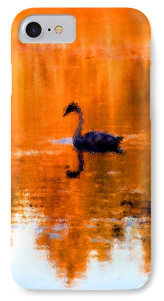 On Golden Pond Phone Case by Jack Gannon