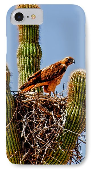 On Guard Phone Case by Robert Bales