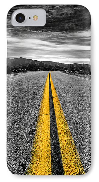 IPhone Case featuring the photograph On Our Way To by Ryan Weddle