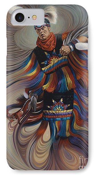 On Sacred Ground Series II Phone Case by Ricardo Chavez-Mendez