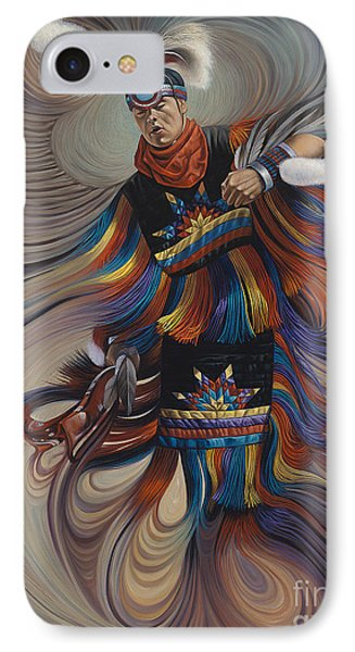 On Sacred Ground Series II IPhone Case