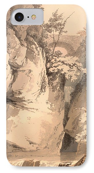 On The Banks Of The Lago Di Como IPhone Case