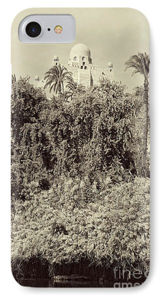 On The Banks Of The Nile Phone Case by Nigel Fletcher-Jones