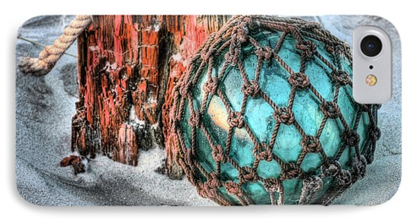 On The Beach Phone Case by JC Findley