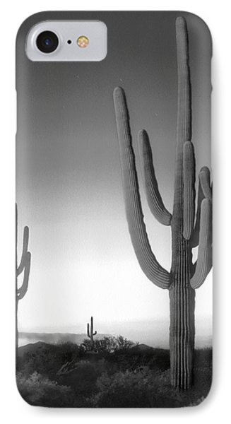 On The Border Phone Case by Mike McGlothlen
