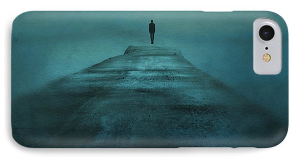 On The Edge IPhone Case