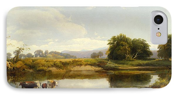 On The Esopus  Meadow Groves IPhone Case