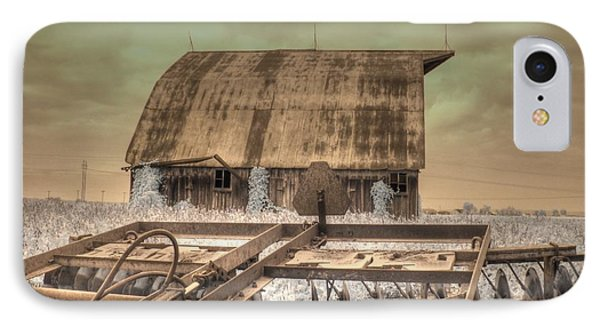 On The Farm Phone Case by Jane Linders