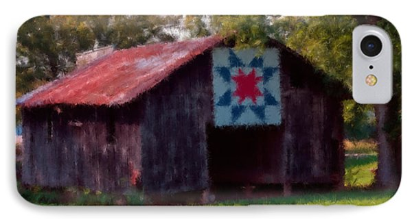 On The Farm IPhone Case by Ken Frischkorn