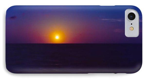 On The Horizon IPhone Case by Anita Lewis