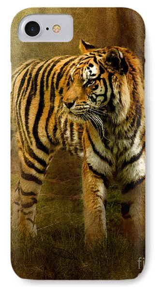 On The Hunt Phone Case by Betty LaRue