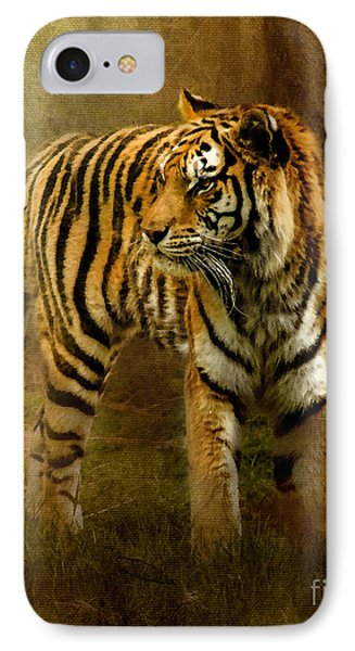 On The Hunt IPhone Case by Betty LaRue